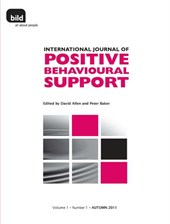 International Journal of Positive Behavioural Support